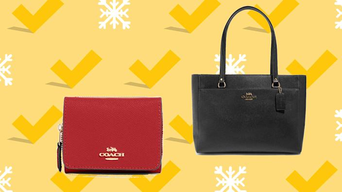Coach Outlet bags are up to 76%  off right now.