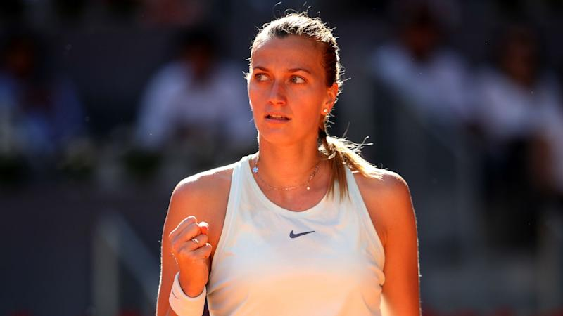 Kvitova out of French Open with arm injury