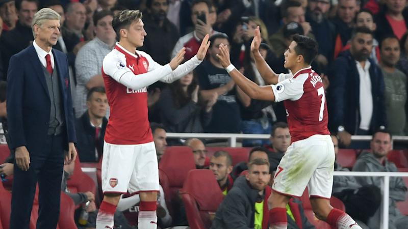 Ozil and Alexis both 'not the same' since Sanchez left Arsenal for Man Utd, says Ince
