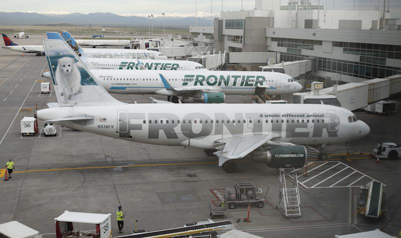 Frontier Airlines will let you fly for free if you have this last name