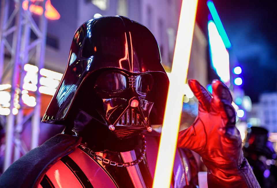 Man arrested for stealing 'Star Wars' film props (Gareth Cattermole/Getty Images f)
