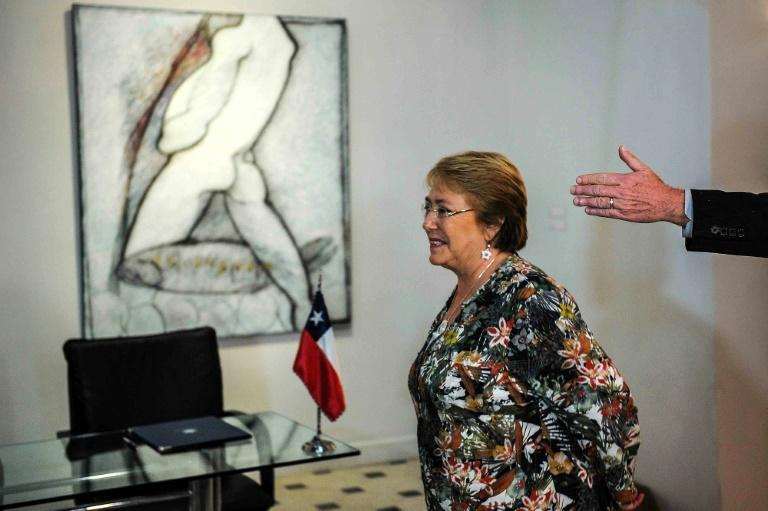 A paediatrician and public health expert by training, Bachelet boasts a long list of firsts over a varied career