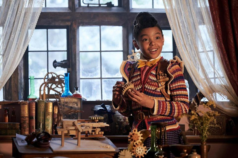 """<p>Not only is this a Christmas story, it's a musical: John Legend, Philip Lawrence and Davy Nathan wrote original songs just for this one. The film follows toymaker Jeronicus Jangle (Forest Whitaker) who is betrayed by an apprentice (Keegan Michael-Key); Jangle must call on his granddaughter for help. </p><p><a class=""""link rapid-noclick-resp"""" href=""""https://www.netflix.com/title/80232043"""" rel=""""nofollow noopener"""" target=""""_blank"""" data-ylk=""""slk:WATCH NOW"""">WATCH NOW</a> </p>"""