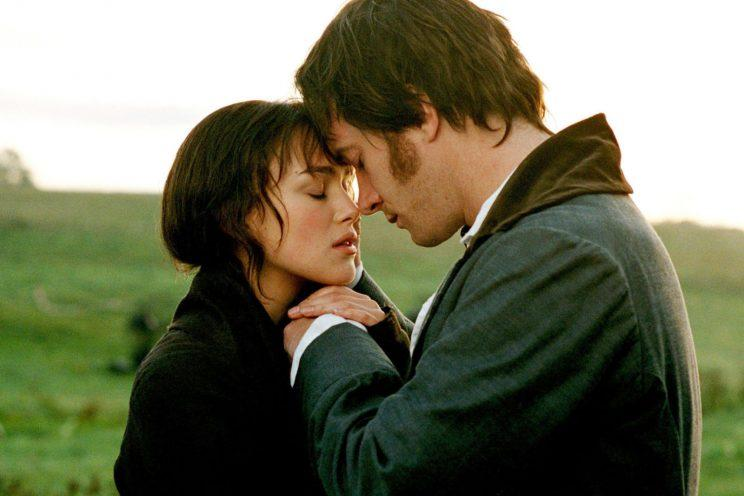 Wooden... Knightley's performance in Pride and Prejudice is slammed by Austen expert - Credit: Working Title