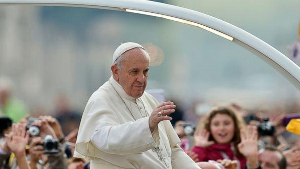 GTY pope mar 140409 16x9 608 Challenges Await Pope Francis as He Embarks on Mideast Trip