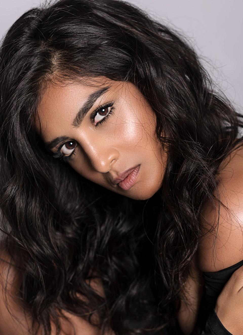"""Indian Australian actor Pallavi Sharda recalls """"being called one thing at school and another thing at home"""". (Photo: Supplied/Pallavi Sharda)"""
