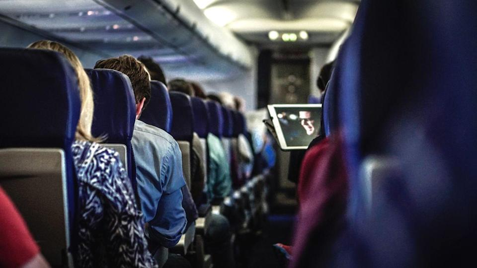 """<p>Despite the sometimes long flights, no contestant can travel in anything but coach. That's right, the extra leg room of <a href=""""http://www.tarflies.com/article.php?_f=detail&id=29#rules1"""" rel=""""nofollow noopener"""" target=""""_blank"""" data-ylk=""""slk:business and first class are strictly off limits"""" class=""""link rapid-noclick-resp"""">business and first class are strictly off limits</a>.</p>"""