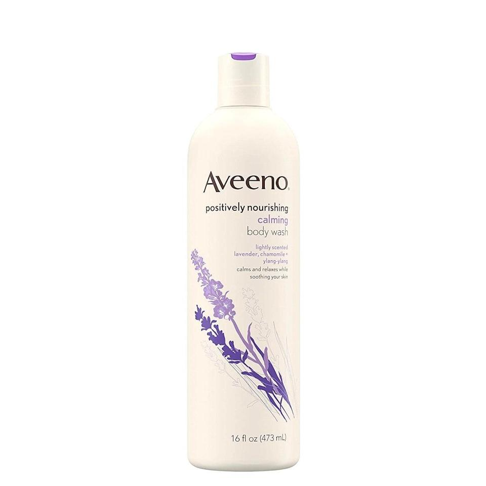 """We could all use something calming right now, and that's exactly what this body wash is. There's no better way to end the day than with a warm shower and this soothing lavender scent to calm and relax the mind and wash the day off. <em>—Eilish Morley, senior business director</em> $5.97, Amazon. <a href=""""https://shop-links.co/1705209920883262536"""" rel=""""nofollow noopener"""" target=""""_blank"""" data-ylk=""""slk:Get it now!"""" class=""""link rapid-noclick-resp"""">Get it now!</a>"""
