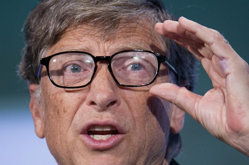 Billionaire Bill Gates Urges Chinese to Invest More in Poor