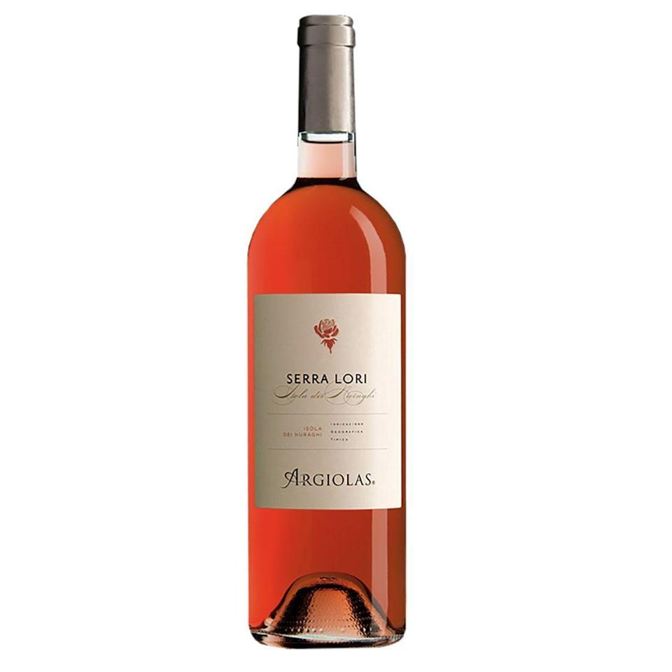 """<p><strong>Cantine Argiolas</strong></p><p>wine.com</p><p><strong>$15.99</strong></p><p><a href=""""https://go.redirectingat.com?id=74968X1596630&url=https%3A%2F%2Fwww.wine.com%2Fproduct%2Fargiolas-serra-lori-rosato-2018%2F532284&sref=https%3A%2F%2Fwww.prevention.com%2Ffood-nutrition%2Fg33025044%2Fbest-rose-wine%2F"""" rel=""""nofollow noopener"""" target=""""_blank"""" data-ylk=""""slk:Shop Now"""" class=""""link rapid-noclick-resp"""">Shop Now</a></p><p>This beautifully-hued rosé hails from the Italian island of Sardinia. Made from several local grapes varieties, Serra Lori spends between 3-4 hours macerating on the grape skins, imparting both the gorgeous color and those beneficial antioxidants. Full of lively berry flavors and crisp finish, it's perfect for kicking off the summer season.</p>"""