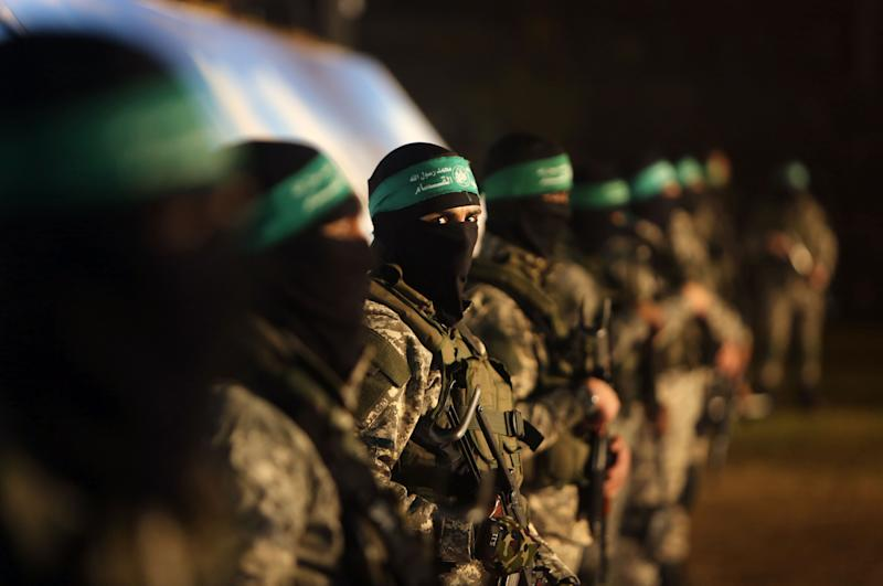 Israel's Next War? Spy Chief Warns Hamas, Hezbollah Gearing Up For New Conflict