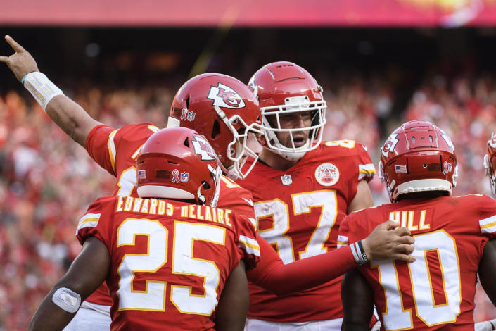 Chiefs HC Andy Reid provides injury updates after loss to Bills