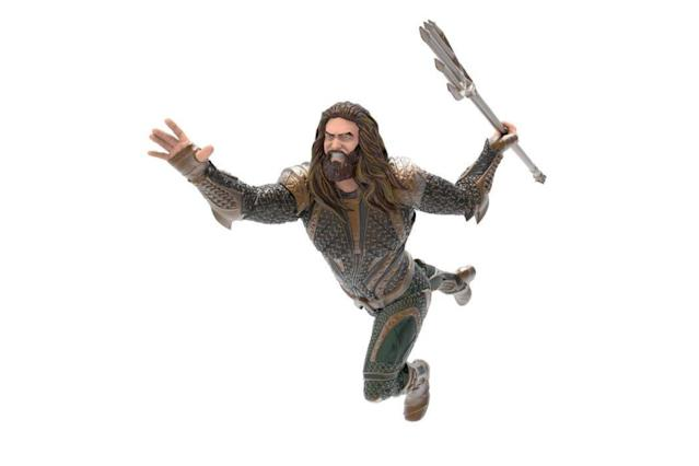 "<p>The King of the Seven Seas will rule your Christmas tree with his mighty trident and fierce pose. Add Aquaman's pals Wonder Woman, The Flash, Cyborg, and Batman for the complete <em>Justice League</em> set. <a href=""https://www.hallmark.com/ornaments/keepsake-ornaments/justice-league-aquaman-ornament-1595QXI2975.html"" rel=""nofollow noopener"" target=""_blank"" data-ylk=""slk:Buy here"" class=""link rapid-noclick-resp""><strong>Buy here</strong></a> </p>"