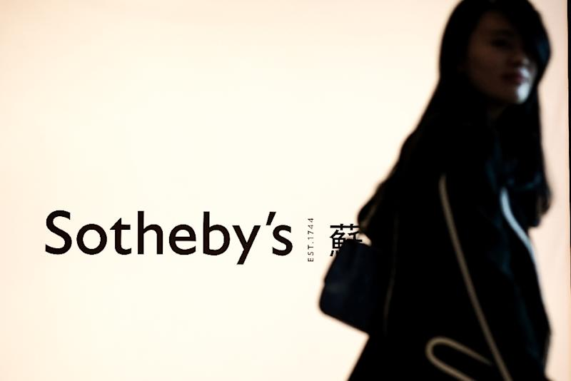 Going, gone: Sotheby's will return to private ownership after decades on the New York Stock Exchange