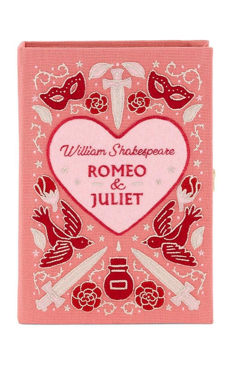 <p>This <span>Olympia Le-Tan Romeo &amp; Juliet Embroidered Book Clutch</span> ($1,105) is so unique and special. Everyone will swoon over it.</p>