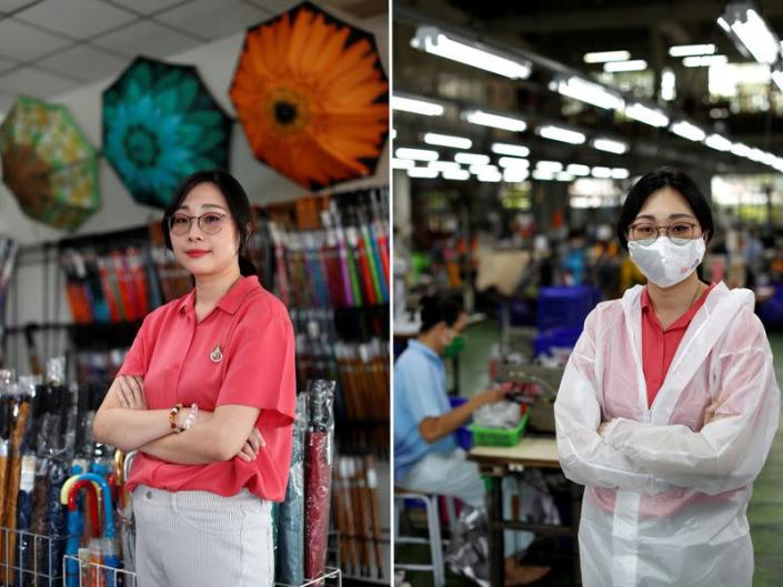 Thais thrown out of work by virus improvise with new jobs