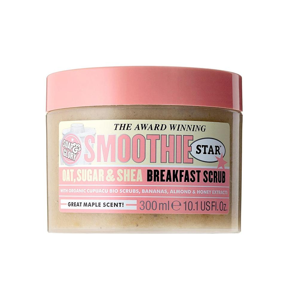 """""""This scrub smooths rough skin and smells amazing without being too strong."""""""