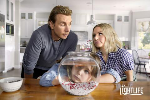 Lightlife® Gets Brutally Honest With Beloved Hollywood Parents Kristen Bell and Dax Shepard in New Breakthrough Brand Campaign