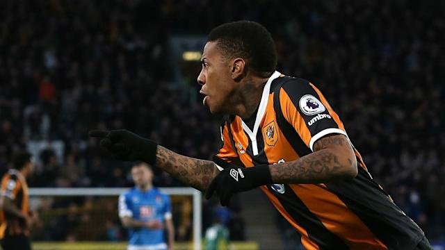 HD Abel Hernandez Hull City