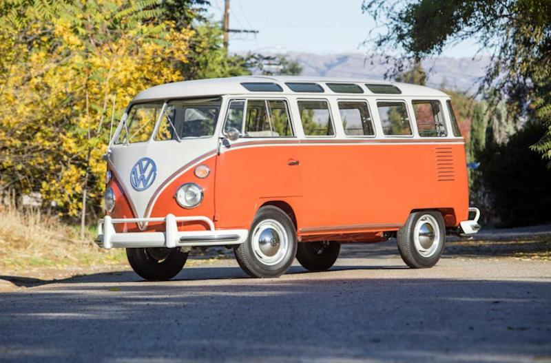 Volkswagen Type 2 >> Is 200k Too Much For This Pristine Vw Type 2 Samba Bus
