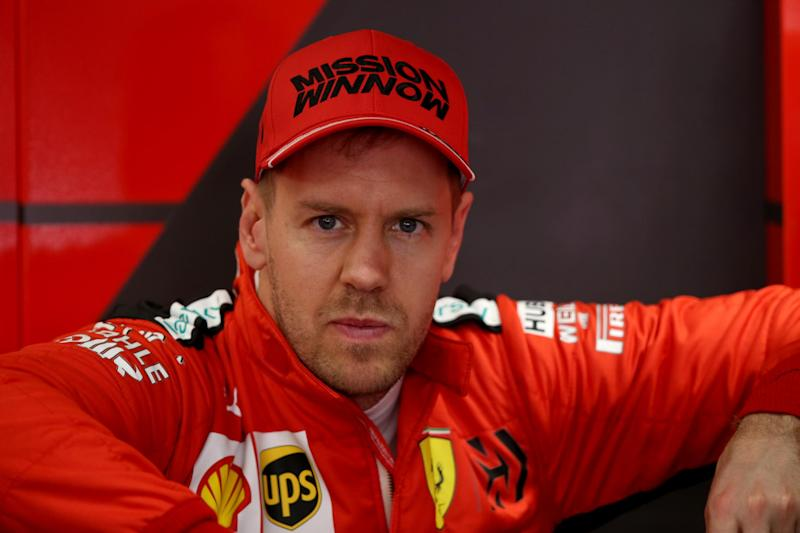 Could Vettel land at Mercedes in 2022? (Getty Images)