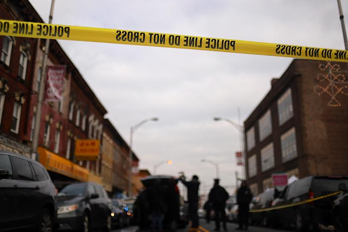 Officials say the shooting in Jersey City was a targeted attack at the Kosher Market