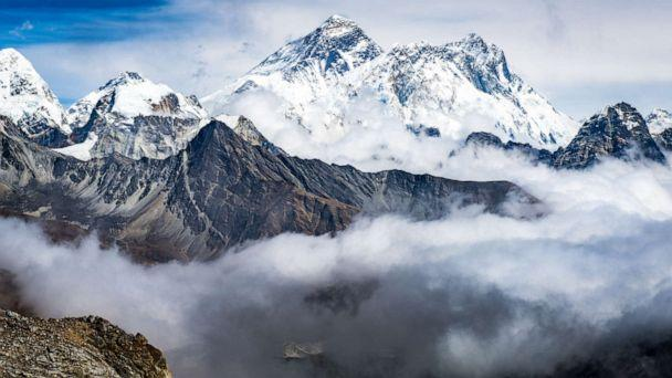 PHOTO: Everest the highest mountains in the world. (STOCK PHOTO/Getty Images)