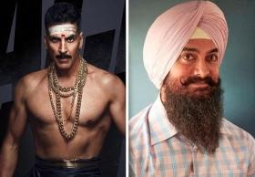 Akshay Kumar moves 'Bachchan Pandey' release date to avoid clash with Aamir Khan's 'Laal Singh Chaddha'