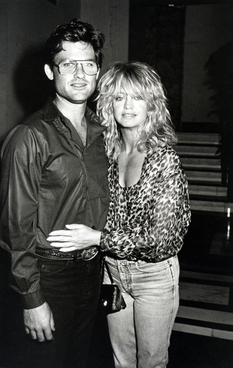 <p>Hawn was married twice and has two children (Kate and Oliver Hudson) with her second husband. She has been with Russell since 1984 and they have a son Wyat Russell. Plus they're really cute on Instagram, you should follow them.</p>