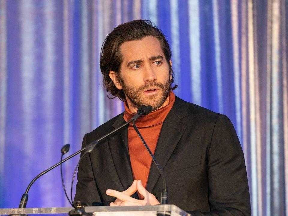 Jake Gyllenhaal pictured in 2019 (Getty Images for The Headstrong)