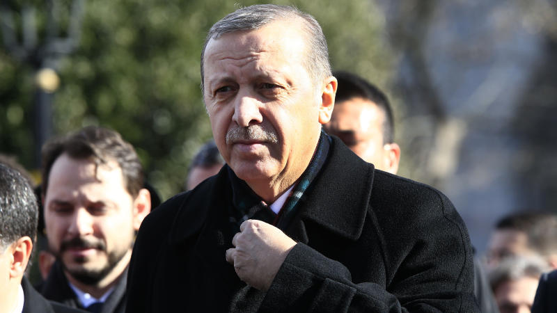 Turkish President Recep Tayyip Erdogan to Visit India on 30 April