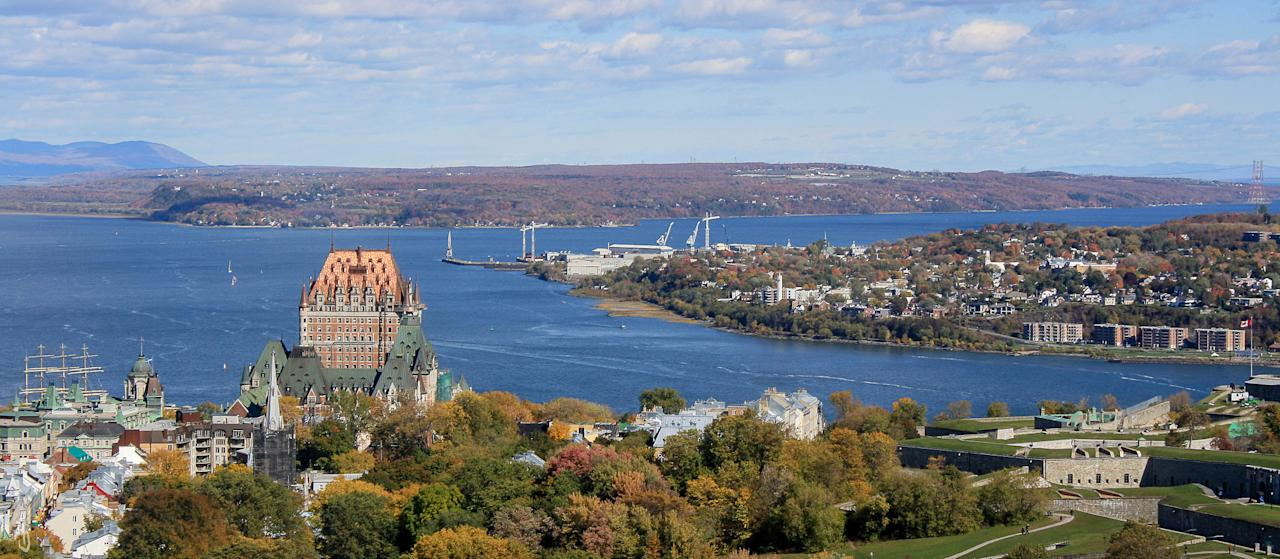 <p><strong>No. 19: Quebec City, Que.</strong><br />Average household net worth: $557,108 <br />(AJ / Flickr) </p>