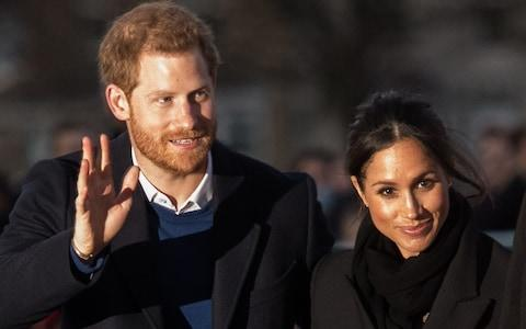 Prince Harry And Meghan Markle - Credit: Samir Hussein /WireImage