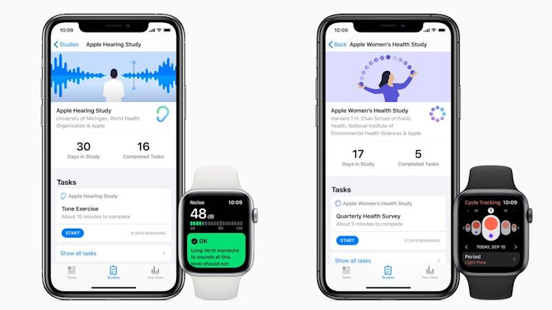 Apple launches new Research app that lets users to anonymously participate in medical studies