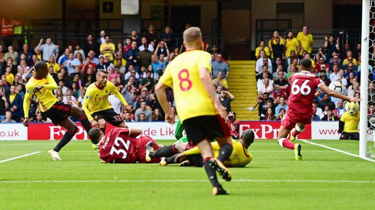 Watford 3 Liverpool 3: Three talking points