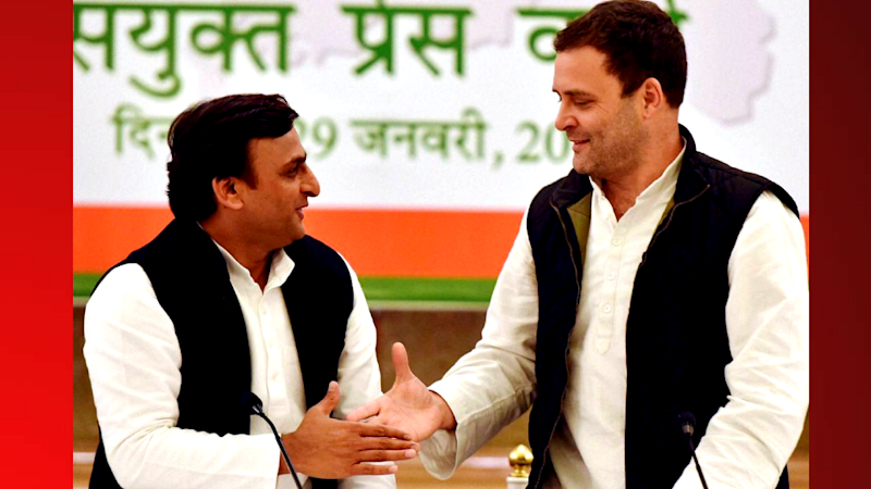 Cong to Contest Polls Alone in UP, End of Road for Akhilesh-Rahul