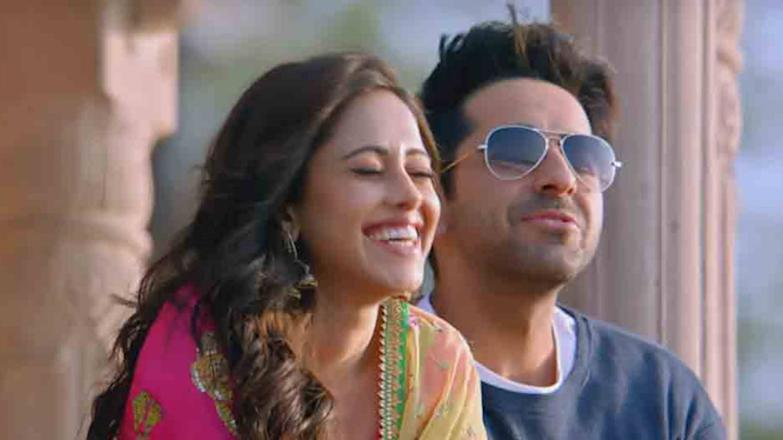 Image result for ayushmann nushrat dream girl