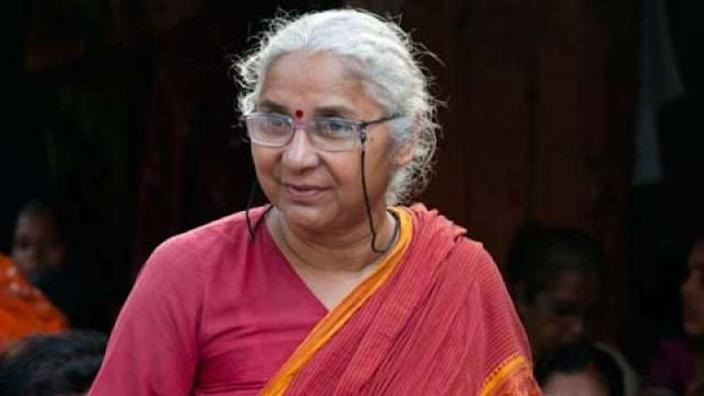 Medha Patkar's social work revolves around issues faced by tribals, farmers, dalits, labourers, and women facing injustice in India.
