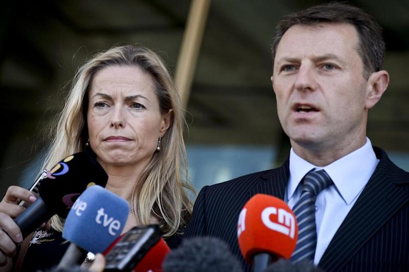 Search: Kate and Gerry McCann