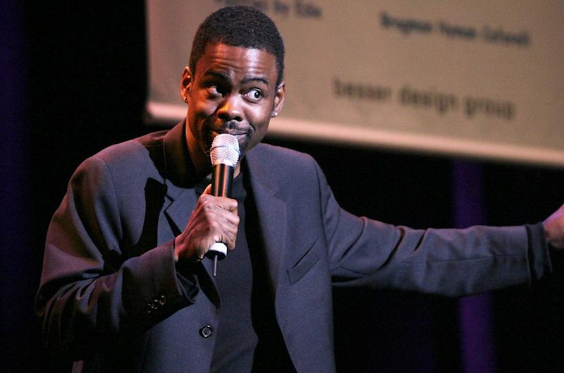 """b3d53e6616 Chris Rock roasts Jussie Smollett at NAACP Image Awards  """"What the hell was  he thinking """""""