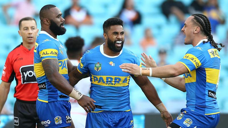 Eels fight back to claim much-needed win