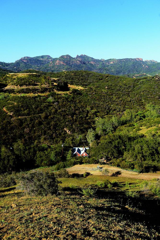 <p>The current owner started the animal sanctuary on 81 acres in Malibu as a hobby. The property is for sale for just under $6 million.</p><p><i>(Photo: Total Agent)</i><br></p>