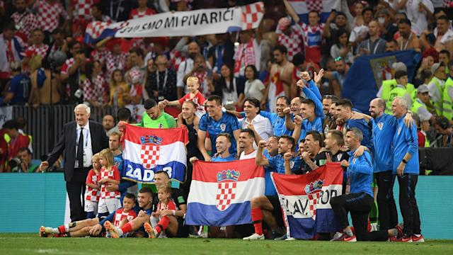Croatia reached a first World Cup final with Wednesday's defeat of England, earning warm praise from Joey Didulica.