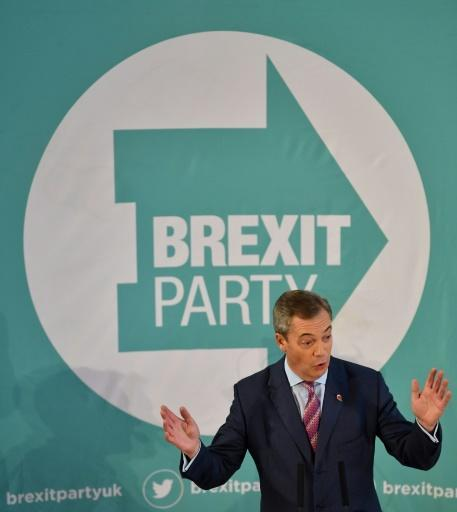 Once loyal Labour voters are turning to Nigel Farage's Brexit Party in eurosceptic Hartlepool