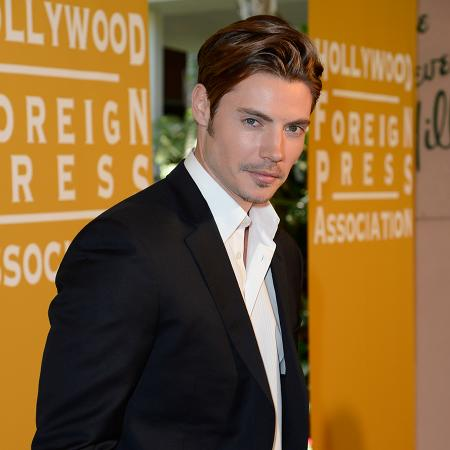 Josh Henderson warned off fame