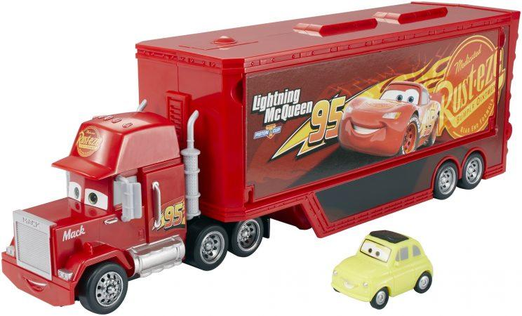 Cars 3 Exclusive New Toy Vehicles Put Radiator Springs Next Gen Racers In Your Pocket