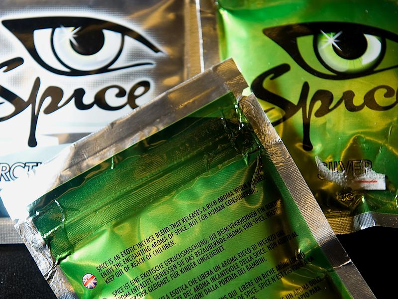 Spice is one of a growing multitude of brand names for synthetic cannabis: Getty Images