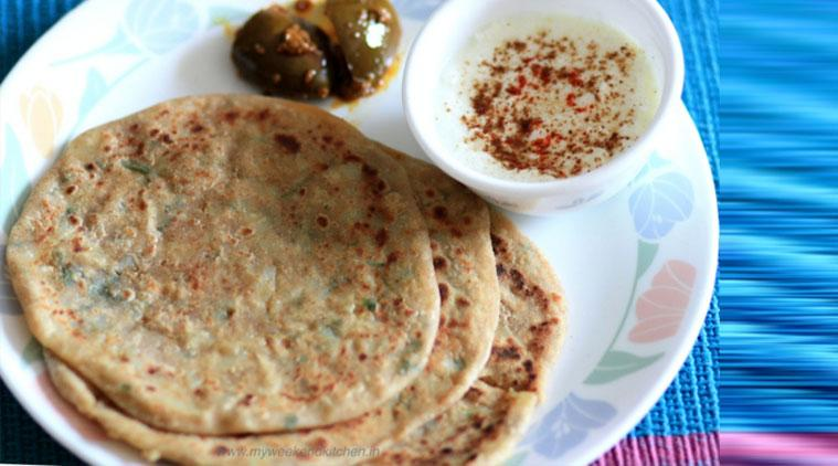 Aaloo Parantha (Source: Ashima Goyal Siraj)