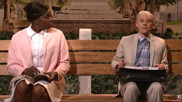 Octavia Spencer Bakes 'Special' Pie For Jeff Sessions In 'SNL' Cold Open class=