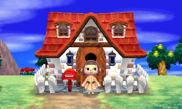 """This video game image released by Nintendo shows a scene from """"Welcome to Animal Crossing: New Leaf."""" (AP Photo/Nintendo)"""